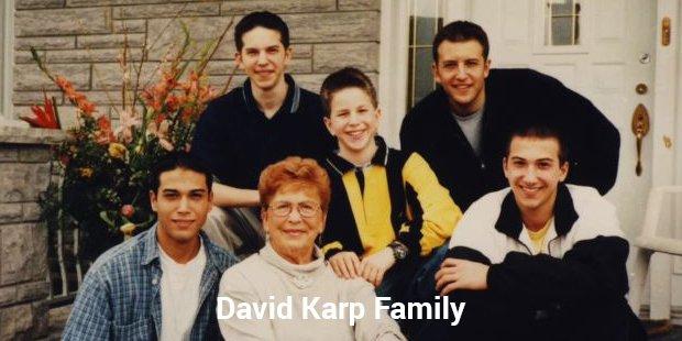 david karp family