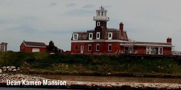 dean kamen mansion