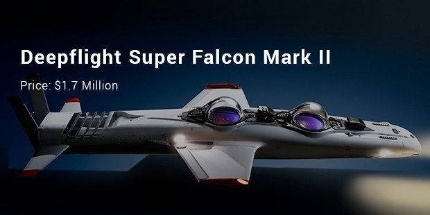 deepflight super falcon mark ii