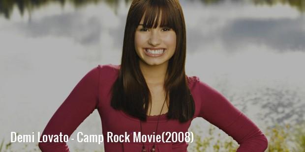 demi lovato   camp rock movie 2008