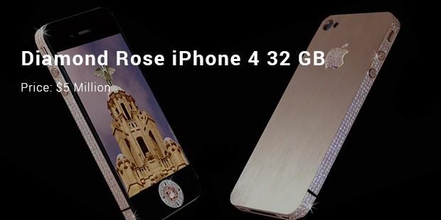 diamond rose iphone 4 32 gb