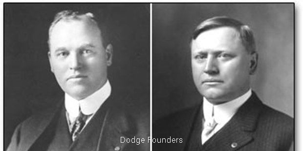 dodge founders