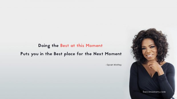 why oprah winfrey is important A speech coach explains exactly why oprah sounded so  winfrey's speech makes the case for speaking out without  was important in the civil rights.