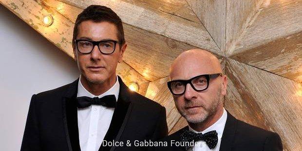 dolce & gabbana founders