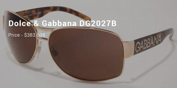 a1a661bd31 Dolce   Gabbana DG2027B Sunglasses –  383