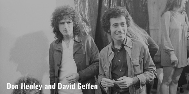 don henley and david geffen
