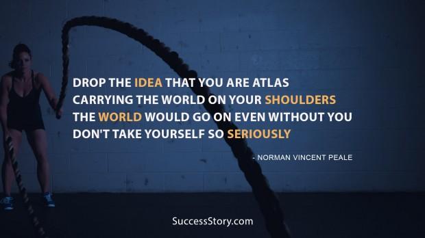 drop the idea