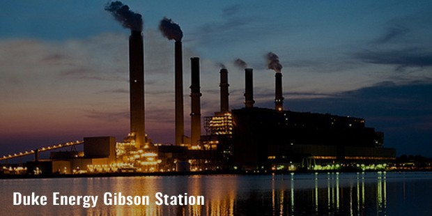 duke energy gibson station
