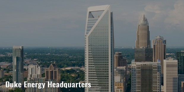 duke energy headquarters