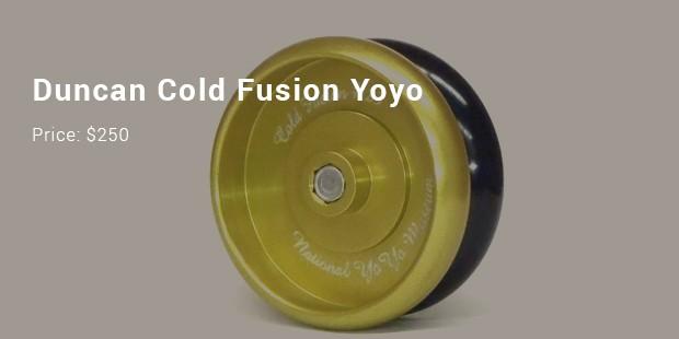 duncan cold fusion yoyo