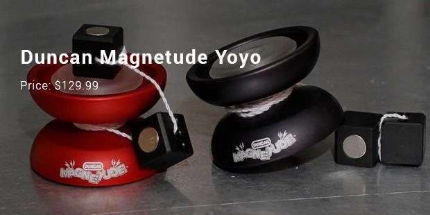 duncan magnetude yoyo