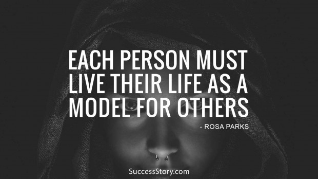 each person must