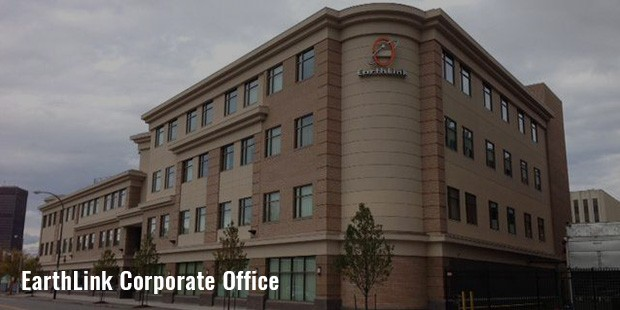 earthlink corporate office