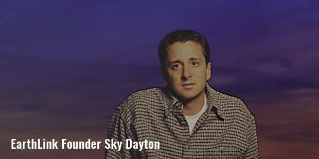 earthlink founder sky dayton