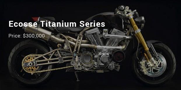 ecosse titanium series