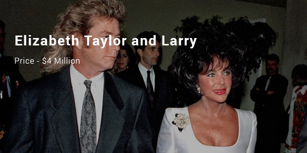 elizabeth taylor and larry
