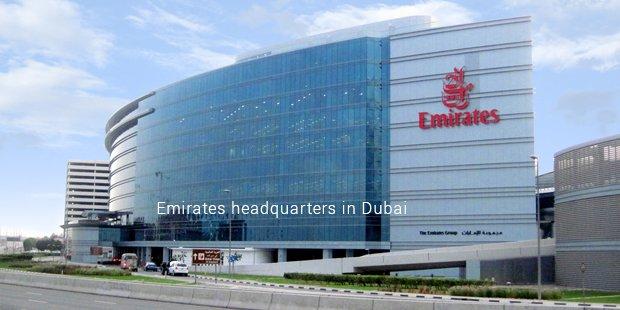 emirates headquarters in dubai