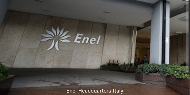 enel headquarters italy