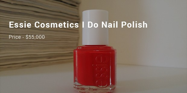 Essie Cosmetics I Do Nail Polish