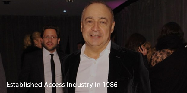 Established Access Industry in 1986