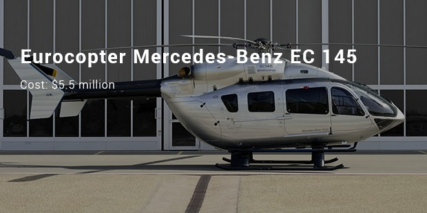 eurocopter mercedes benz ec 145