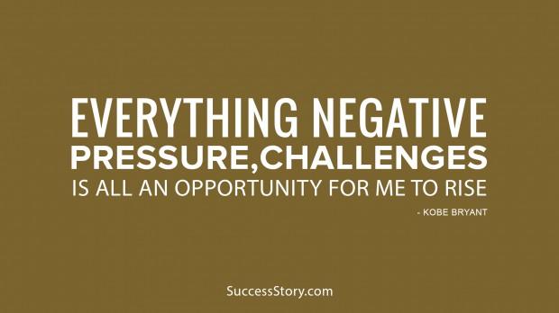 everything negative