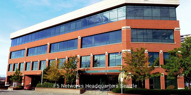 f5 networks headquarters seattle