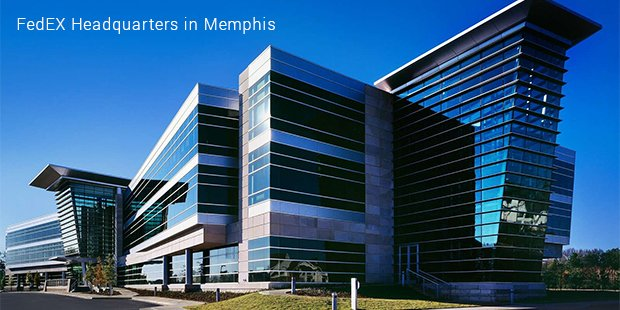 fedex headquarters in memphis