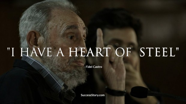 fidel castro courage quote