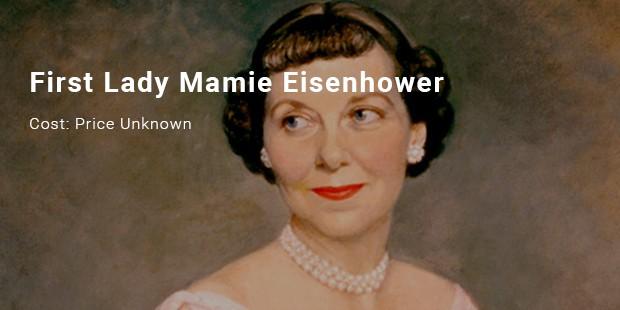 first lady mamie eisenhower