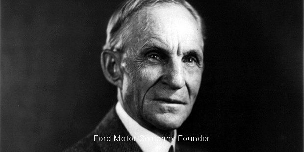 ford motor company founder