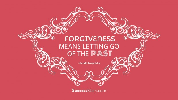 forgiveness means letting go o