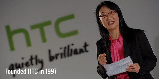 founded htc in 1997