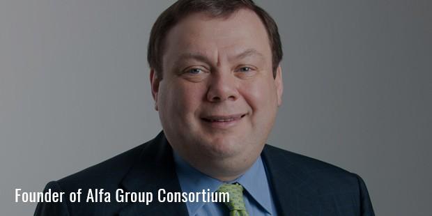 founder of alfa group consortium