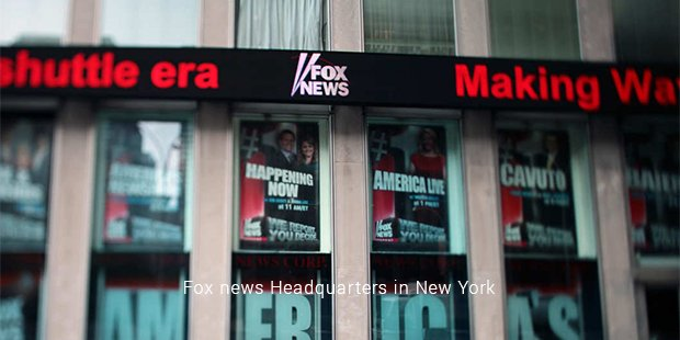 fox news headquarters in new york