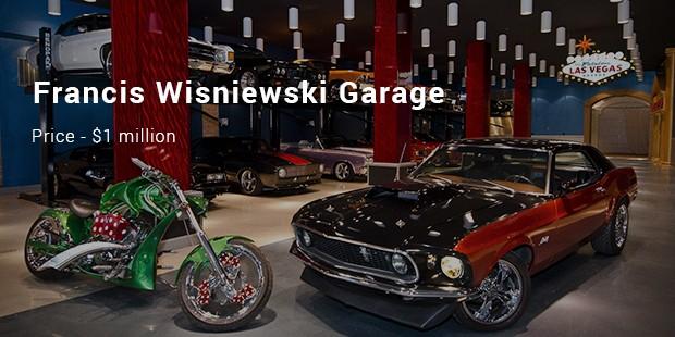 Francis Wisniewski Garage
