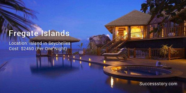 Fregate Islands