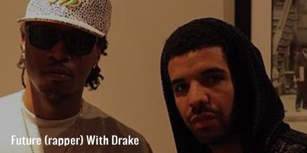 future  rapper  with drake