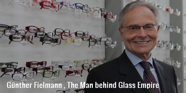 günther fielmann , the man behind glass empire