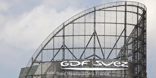 gdf suez headquarters france