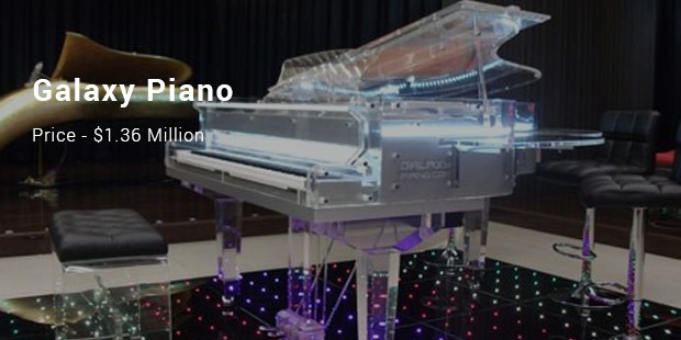 galaxy piano