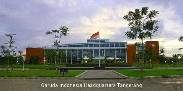 garuda indonesia headquarters