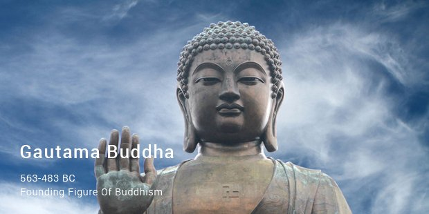 siddhartha gautama and the impact of The buddha, or enlightened one (free from ignorance and misunderstanding), was born siddhartha gautama in northern india near the town of kapilavastu his father was ruler of a poor indian tribe, the shakyas.