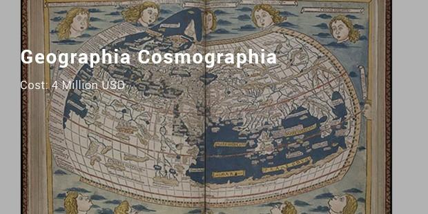 geographia cosmographia