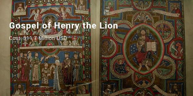 gospel of henry the lion