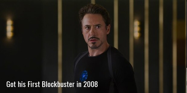 Got his First Blockbuster in 2008