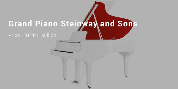 grand piano steinway and sons