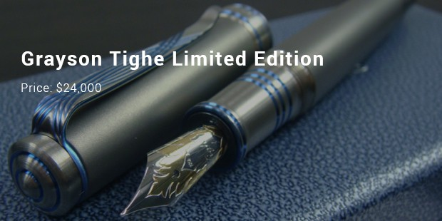 grayson tighe limited edition