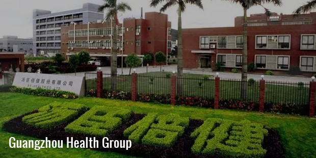 guangzhou health group