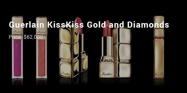 guerlain kisskiss gold and diamonds